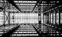 Glass Ceiling (Lloyds Building, London)